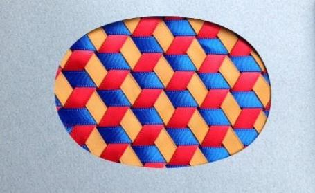triaxial weaving